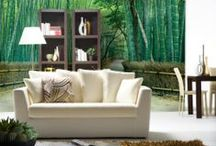 Asian Inspired Design / Find Asian- Inspired Design to help make your home more beautiful and serene.