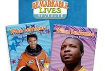 Biographies / Biographies that every child will want to read!