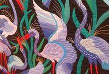 Feuilles et plumes