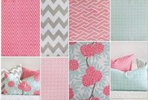 Fun Fabrics for kids room