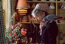 My Love of Tasha Tudor / by Kate Marie Keever
