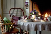 Dining Rooms / by Kate Marie Keever