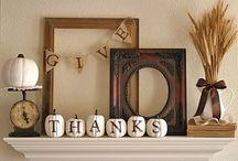 Giving Thanks / by Meg Burnham Bateman
