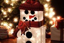 Christmas crafts / by Heidi Blue