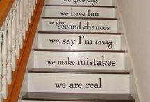 Stairways to Heaven / by Meg Burnham Bateman