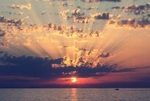 Sunrises & Sunsets / by Vicky Shriber