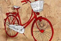 bikes / by Linda Diciaula