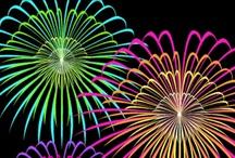 Fireworks / by Stacy Talcott Hutchinson