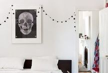 DECOR | Home / Some lovely ways to style your home (mostly mixed in with a bit of crafty goodness).