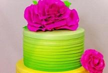 Cake Art / by Stacy Talcott Hutchinson