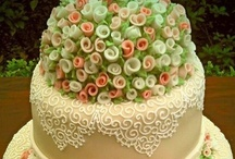 Cakes-Too pretty to eat