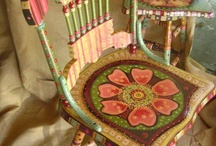 Painted & Stained Furniture