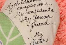Sisterly Love & Friendship