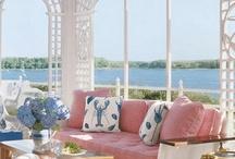 Living by the Sea Shore & Decor = Paradise