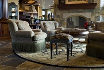 Living Rooms & Great Rooms