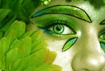 Green - Grass green is the most restful color. Green symbolizes self-respect and well being. Green is the color of balance. It also means learning, growth and harmony.