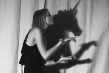 U N I C O R N S / I believe in unicorns. / by PLUMDIDDLYUMCIOUS