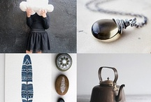 Etsy Treasury Board / a compilation of some of the treasuries I have created for Etsy.