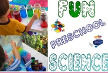 Medi INFANTIL - Aula de ciències - Science experiments for a little kids / by Marta Cambray Roca
