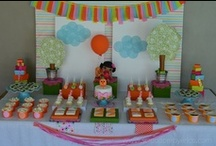 Lalaloopsy Party / by Paula Tiscornia