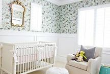 Baby R {girl} Bedrooms / by Jessica Raulerson