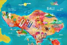 Beautiful Bali and surrounding Islands. / Absolutely LOVE Bali one of the most special places on Earth.