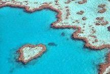 Australia / Australian Nalu Bead surf and beach inspiration.