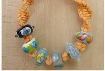 Our beautiful creations and things that inspire them! / All the lovely things you can make with our little Nalu Beads.