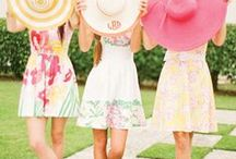 Southern Prep / For the southern gal with great style and loves to look preppy
