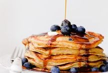 Blueberry Pancake Breakfast / Who doesn't love pancakes?  There's nothing like waking up to the warm smell of fresh pancakes in the morning and what a delicious way to enjoy some time together around the breakfast (or dinner) table!  Here at Driscoll's we especially LOVE blueberry pancakes so we are rounding up some of our favorite recipes for you to enjoy!  Also, don't forget that January 28th in National Blueberry Pancake Day, the perfect excuse for a blueberry pancake dinner! / by Driscoll's Berries