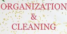 Organization & Cleaning Tips / Focuses on ideas and tips for organization,  organizing, home organization, organize your life,  organization tips,  organization tricks, organization ideas, decluttering, kitchen organization, bathroom organization, bedroom organization, organizing with kids, organizing on a budget, and small space organization. Also many cleaning tips, tricks, and hacks for your entire home.