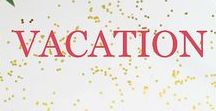 Vacation Ideas & Tips / Focuses on vacation and travel tips, ideas and hacks for destinations, planning, packing, outfits, activities, both for couple vactions and family vacations.