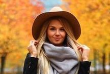 Fall & Winter Style / For those cosy and chilly days and nights.