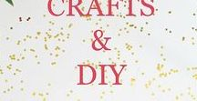 Crafts & DIY Ideas / Focuses on crafts and DIY projects for your home and more that are easy and many can be done with your kids.