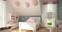 Kinderzimmer / Auf der Suche nach Inspirationen für ein tolles Kinderzimmer? Hier findet Ihr zahlreiche Ideen für die Gestaltung und Einrichtung!