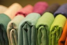fabric facts / Fast facts about some of your favorite fabrics. We'll break down embroidered polos and tops, performance fabric used in sportswear and more.