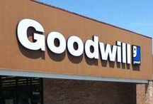 Goodwill GoodThings / Some interesting and unique things to know about Goodwill.
