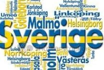 Swedish Cites / Stockholm, Uppsala,Malmö, Göteborg...