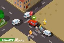 Gráficos e infografías - Seguridad Vial
