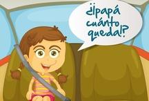 Juegos, descargables y material para niños - Seguridad Vial