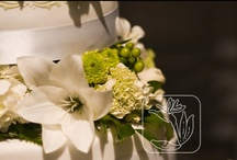 Utah Wedding - Local Church (White, green, and cream flowers)