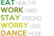 Healthy me = Happy me