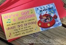 """Little Einsteins Birthday Party / This board is full of inspiration for an awesome """"Little Einsteins"""" birthday party for your little music lover."""