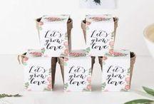 Detalles para invitados bodas / Detalles originales para regalar a tus invitados | www.thisiskool.com