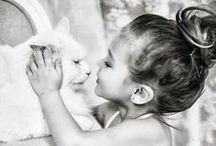 Pets to love / Οι πιο τρυφεροί μικροί σύντροφοι των παιδιών.