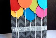 Birthday cards / by Penelope Davis