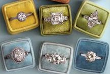 the ring | vintage aisle / all the gorgeous vintage rings that vintage aisle loves!