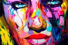 Nielly # kunst # paris #  francoise #