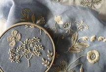 CUCITO & RICAMO I Sewing & Embroidery