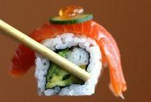 JAPANESE SUSHI & SASHIMI